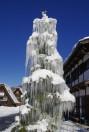 Ice Tree (Shirakawago)