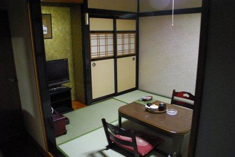 Kiyoshigekan, Kusatsu Onsen