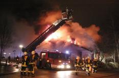 Feuer Hermann-Lange-Straße 2008