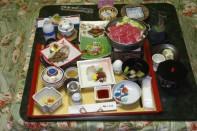 Abendessen Uematsuya