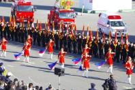 Dezome Shiki 2013, Parade