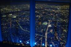 Tokyo von 450m