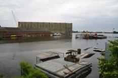 Werft in Lauenburg