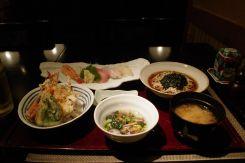 [2014] - Abendessen Hotel Edoya