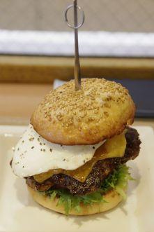 [2014] - Burger - Iidabashi