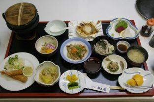 [2014] - Dinner in Bentenkaku - Naruko
