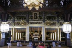 Nishi-Honganji Gebetshalle